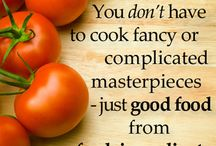 Food Quotes / Food Quotes