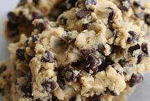 fat chocolate chip cookies