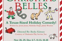 Christmas Belles / A church Christmas program spins hilariously out of control in this Southern farce about squabbling sisters, family secrets, a surly Santa, a vengeful sheep and a reluctant Elvis impersonator.   http://www.facebook.com/events/941767125849483/