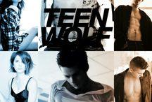 TEEN WOLF •