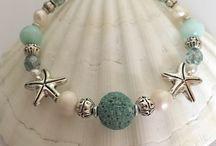 Silver green stone Jewelry