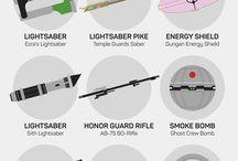 Armas de star wars