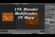 BLENDER modifiers