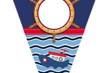denizci tema print