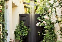 Gardens, rooftops,patios