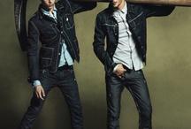 Mens style Pile / by Gloria Fontana