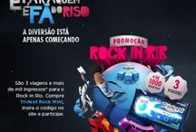Rock in Rio - boards