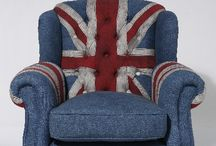 Union Jack style / British it is, my dear...