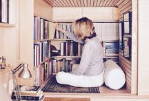 Book corner / Amazing books cornea or shelfs