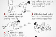 workout visual plan