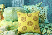 Telas - Fabrics / I always fall in love with fabrics, specially american designers and japanese fabrics
