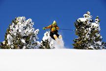 Via Lattea / De Melkweg in de Italiaanse Alpen van Piemonte is een van de grootste internationale skigebieden in Europa met wel 400 km piste.