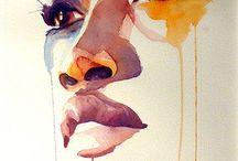 Porträts Malen