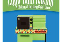 Things from my childhood / Easy Bake Ovens, Light Bright and anything 80s!