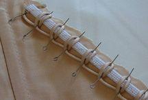 Корсеты шитье