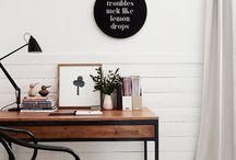 House decor  / For some inspiration