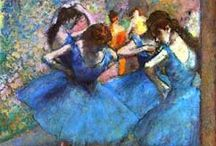 Edgar Degas Art