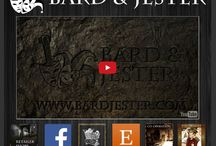 Bard & Jester Portal... / ...Open door to Bard & Jester Portal...