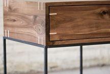 joinery/desk/screen unit