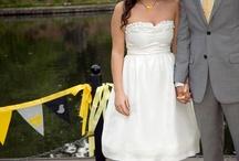 wedding dresses / by Elizabeth Roman
