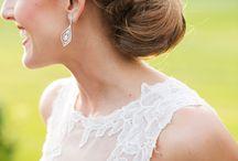 Wedding hair & updo