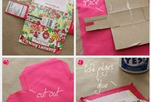 DIY crafty ideas