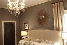 Bedroom Ideas / by Ashley Downie