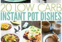 Instant pot low carb