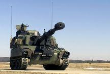 M 109 Howitzer