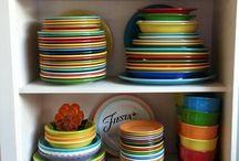 Fiestaware / by Sandra Zinn