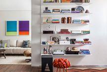 colorful interiore