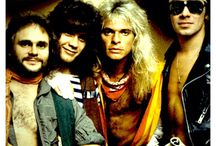 Van Halen Quiz / All about Van Halen