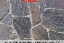 Natursteinwand - Steinwand - Wand aus Natursteinen - Stützwand / Die Wand aus Naturstein (Natursteinwand) kann auch diversen Formen, Funktionen, Farben usw. haben. Naturstein ist nicht nur schön und funktional, sondern auch stark und widerstandsfähig…Wenn Sie solche Eigenschaften vom Baumaterial erwarten, dann sind unsere Natursteine für Sie richtig. Die Natursteinwand kann aus Granit, Sandstein, Schiefer, Serpentin und anderen Natursteinen sein. Wir realisieren auch individuelle Projekte…Natursteinwände können auch aus gemischten Natursteinen gebaut sein.