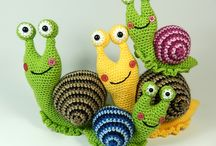 Crochet and Knitting / For when I finally learn how to crochet, and remember how to knit! / by Kate Hadfield