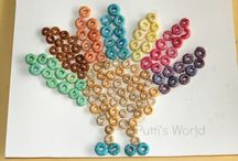 Thanksgiving projects / by Kathleen Carroll