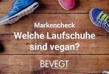 Veganes Laufen