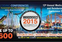 13th Annual Medical Coding Conference 2015 / Get updated with latest medical coding and billing codes, specialties tracks and educational sessions in 2015 conference.
