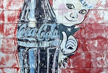 Coca Cola / by Sherry West