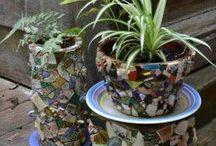 Zahrada / všechno co se hodí na zahradu i terasu ...