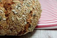 Brot. Käse