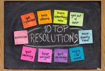 Resolutions!  / by Chase Brexton Health Care