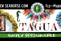 The Green Seahorse / Sustainable and #ecofriendly #ecommerce and educating on the benefits of being a #consciousconsumer and offering #fairtrade products.