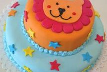 Idées gâteau 2 ans Gabriel