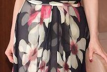 꽃무늬 드레스