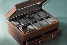 Watch boxes & cases