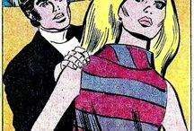 Vintage comics / Vintage & Retro comic snapshots