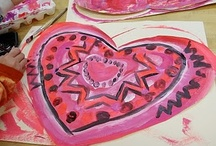 Holidays: Valentines Day / by Teach Kids Art