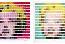 Pantone / PANTONE oferece uma variedade de previsões de tendências para cada mercado de design, a inspiração para fazer as escolhas certas em relação a estações de cores muito à frente de seu tempo.