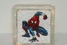 Glass Brick Craft
