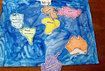 Geography / by Sarah Merillat